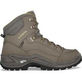 Lowa Renegade GTX Mid Shoes Men oliv/mustard